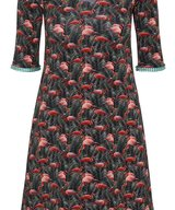 Alice Dress  Flamingo