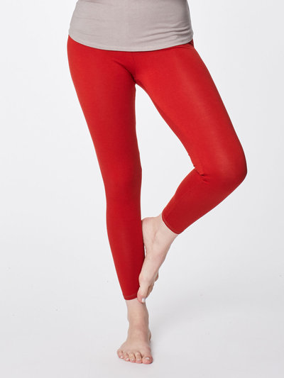 Bambu Leggings Fox Red