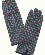 Glove Diamond Autumn Blue