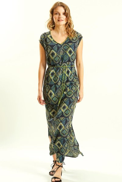 Split Side Maxi Dress