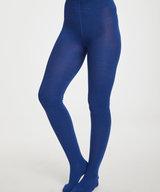 Elgin Bambu Strumpbyxor Sapphire Blue