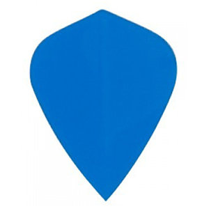 Plain Blue DSP Kite