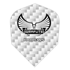 Harrows Graflite White