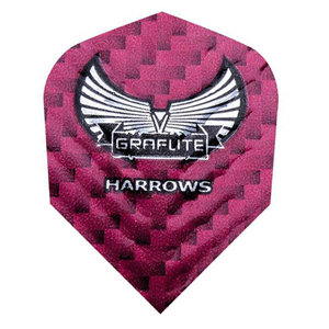 Harrows Graflite Pink