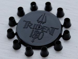 Trident 180 - Svarta