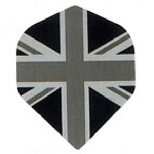 Union Jack Black & Grey