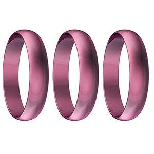 Harrows Lock rings Pink