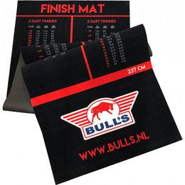 Bulls Utgångsmatta Soft med inbyggd kastlinje 300x90