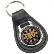 Nyckelring Darttavla 180