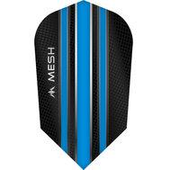 Mission Mesh Aqua Blue Slim