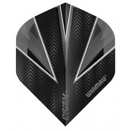 Winmau Prism Alpha Black & Grey