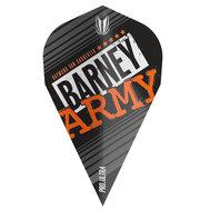 Target Barney Army Pro Ultra Black Vapor