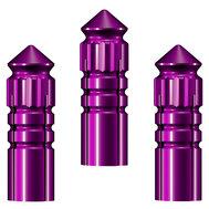 Mission F-Protect Flight Protectors Purple