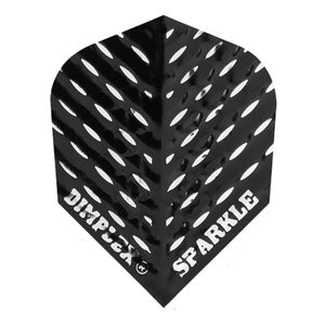 Harrows Dimplex Sparkle Black