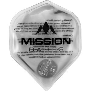 Mission Flux  Luxury Hand Warmer Clear