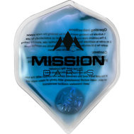 Mission Flux  Luxury Hand Warmer Blue