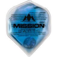 Mission Flux  Luxury Hand Warmer Blue