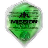 Mission Flux  Luxury Hand Warmer Green