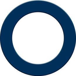 Mission Dartboard Surround  Blue