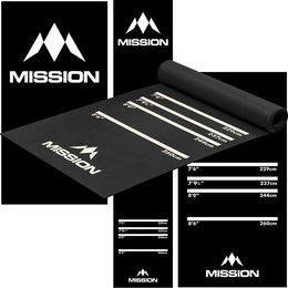 Mission Darts Rubber Mat 290x60