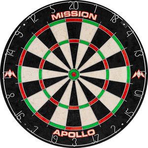 Mission Apollo Dartboard