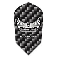 Harrows Graflite Greyblack Slim