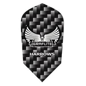 Harrows Graflite Greyblack Slim