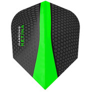 Harrows Retina Green Shape