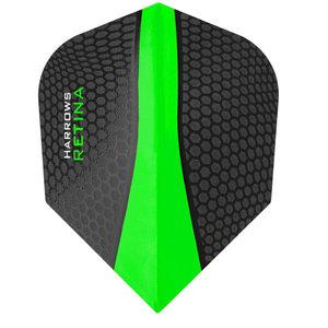 Harrows Retina Grön Shape