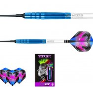 Red Dragon Peter Wright  Snakebite PL15 Blue SOFTTiP 18g