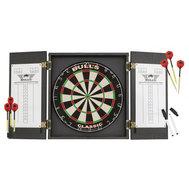 Bulls Classic Cabinet Dartboard Set
