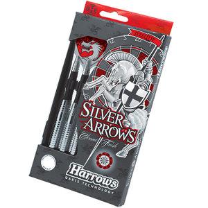 Harrows Silver Arrows Knurled 24g