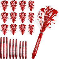 Harrows Rapide Mixed Kit Red