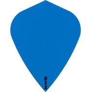 Plain Blue DSX Kite