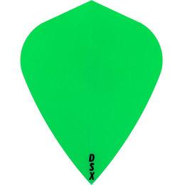 Plain Green Neon DSX Kite