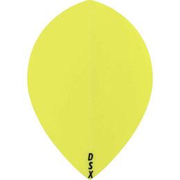 Plain Yellow Neon DSX Teardrop