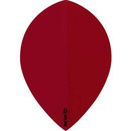 Plain Red DSX Teardrop
