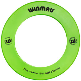 Winmau Surround Green with text