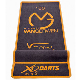 XQ Max Soft Darts Mat