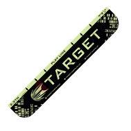 Target Kastlinje Svart Självlysande i mörker