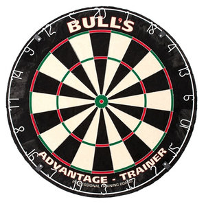 Bulls Advantage Trainer Dartboard