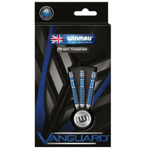 Winmau Vanguard Blue Style 1  22g