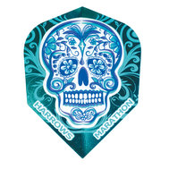 Harrows Marathon Blue Skull