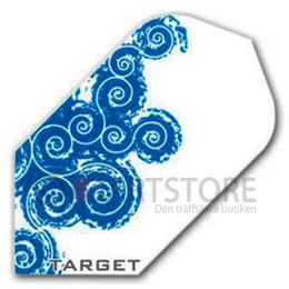 Target Pro Play Blue/White Swirl Slim