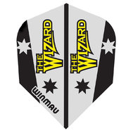 Winmau Simon Whitlock Clear/Black