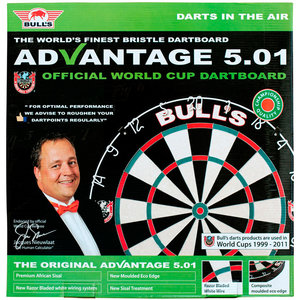 Bulls Advantage 5.01 Incl. rotating bracket