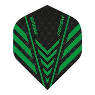 Winmau Prism 1.0 Black & Green