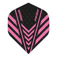 Winmau Prism 1.0 Black & Pink