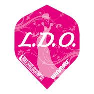 Winmau Mega Standard Pink LDO