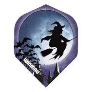 Winmau Mega Standard Blue Witch